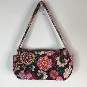 Vera Bradley quilted Maggie in mod floral pink